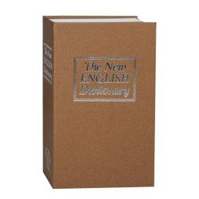 Сейф-книга, Англійський словник TS 0209M з кодовим замком
