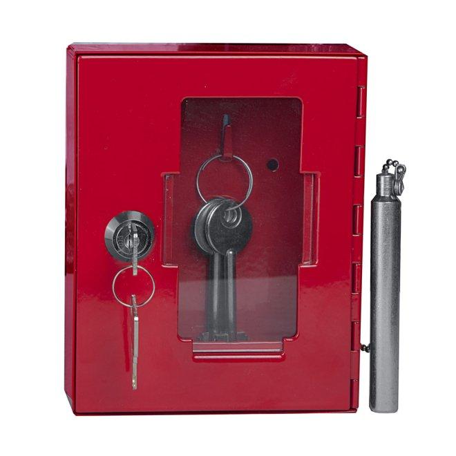 Ключниця пожежна з молоточком TS 1021