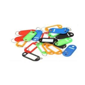 Keychain plastic for key holder