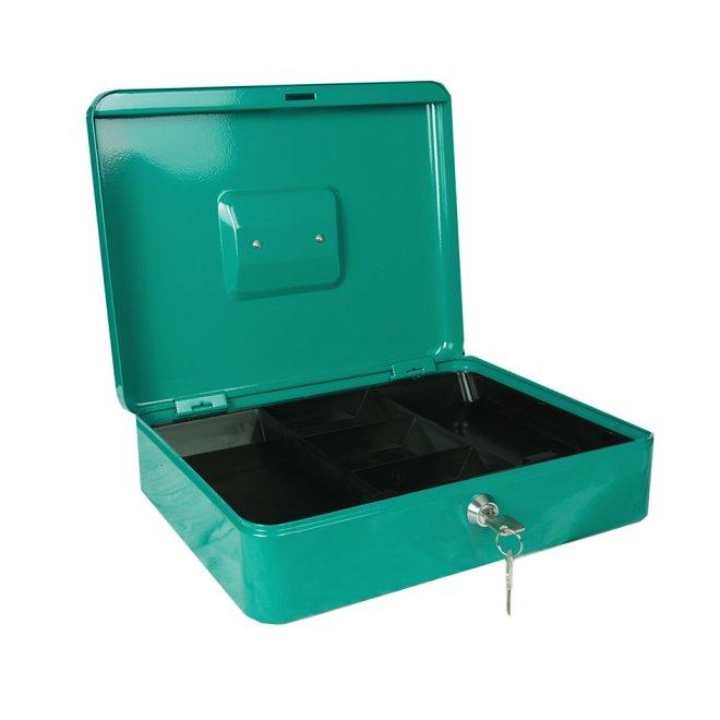 The metal cash box TS 0010