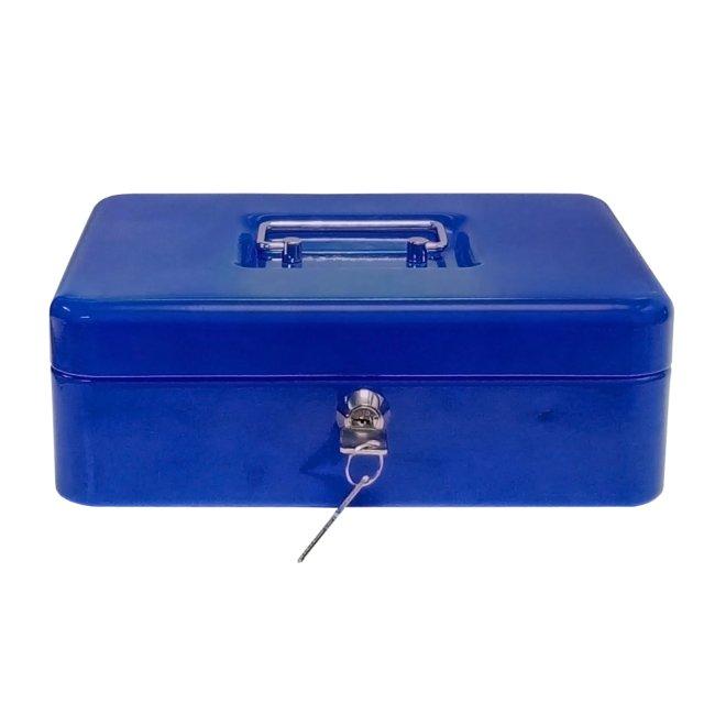 Металева коробка кешбокс TS 0020