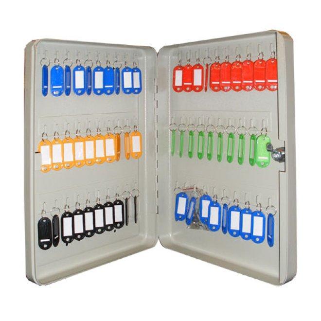 Ключниця металева TS 0044 на 60 ключів