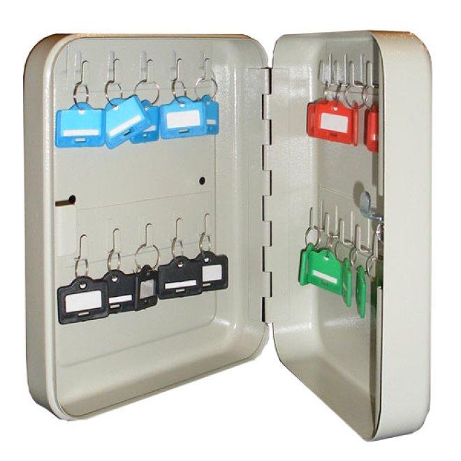 Ключниця металева TS 0083 на 20 ключів