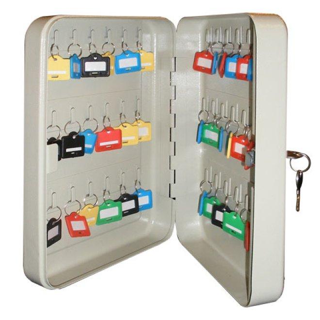 The key keeper metal TS 0073 on 36 keys