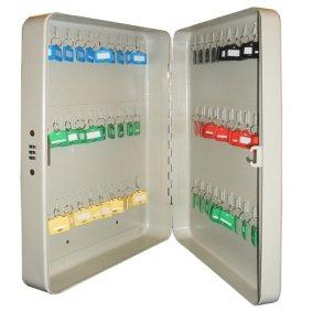 Ключниця металева TS 0047 на 60 ключів