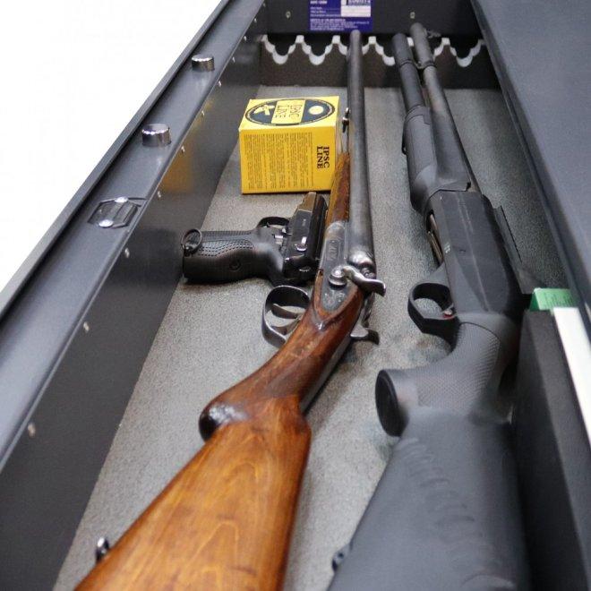Сейф для зброї GRIFFON GU.135.E