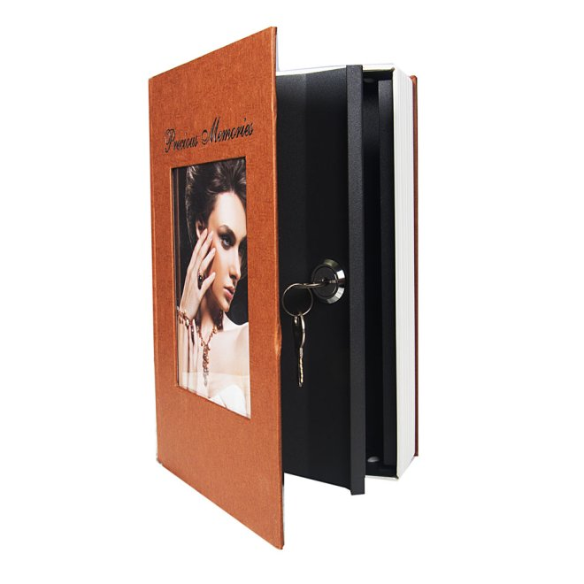 Металева книга-схованка TS 0709