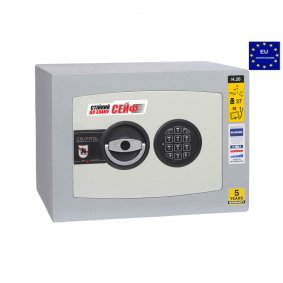 Burglar-resistant safe Griffon H.26.E