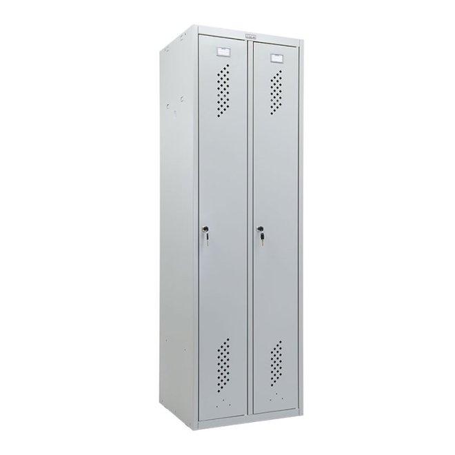 Практик LS-21 - металева шафа для роздягальні