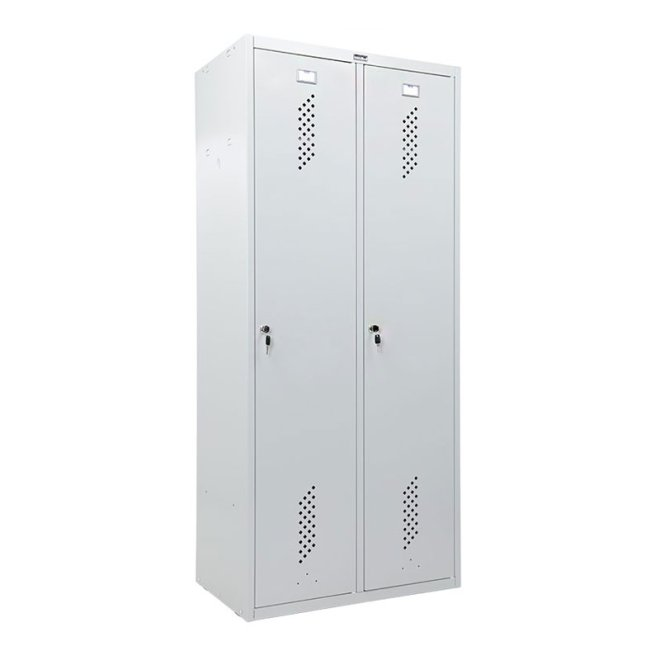 Практик LS-21-80 - металева шафа для роздягальні