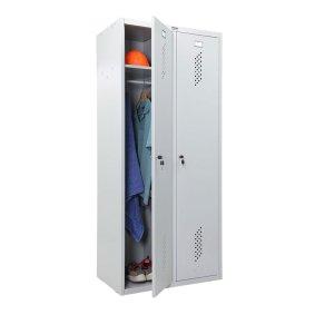 Шафа одягова для роздягальні Практик LS-21-80