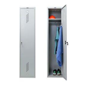 Шафа одягова для роздягальні Практик LS-01-40