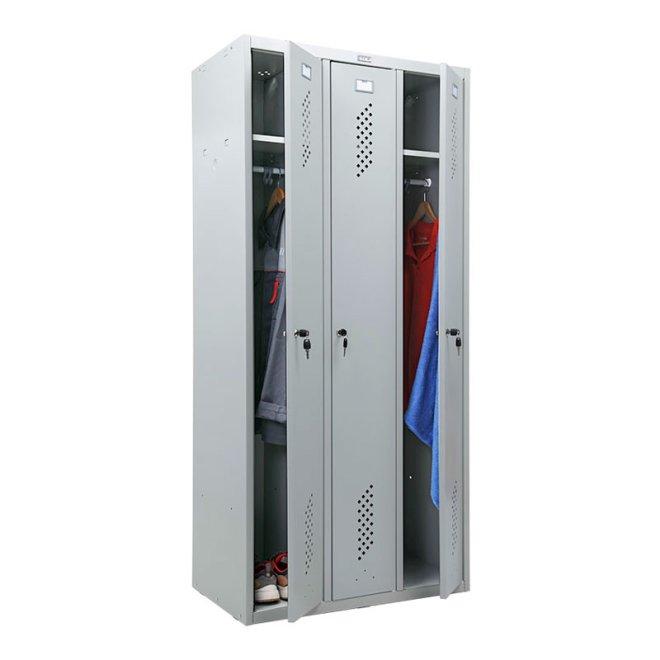 Практик LS-31 - металева шафа для роздягальні