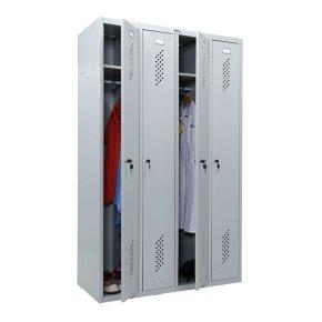 Шафа одягова для роздягальні Практик LS-41